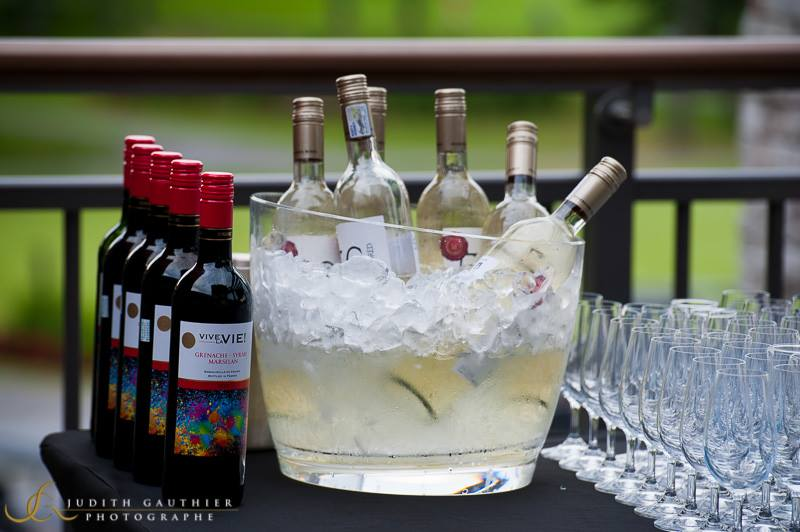 2019 Canadian Entertainment Charity Golf Classic - Vancouver - Default Image of Locker Room Beverage Sponsorship