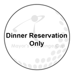 Image of Dinner Reservation Only (for non-golfers)