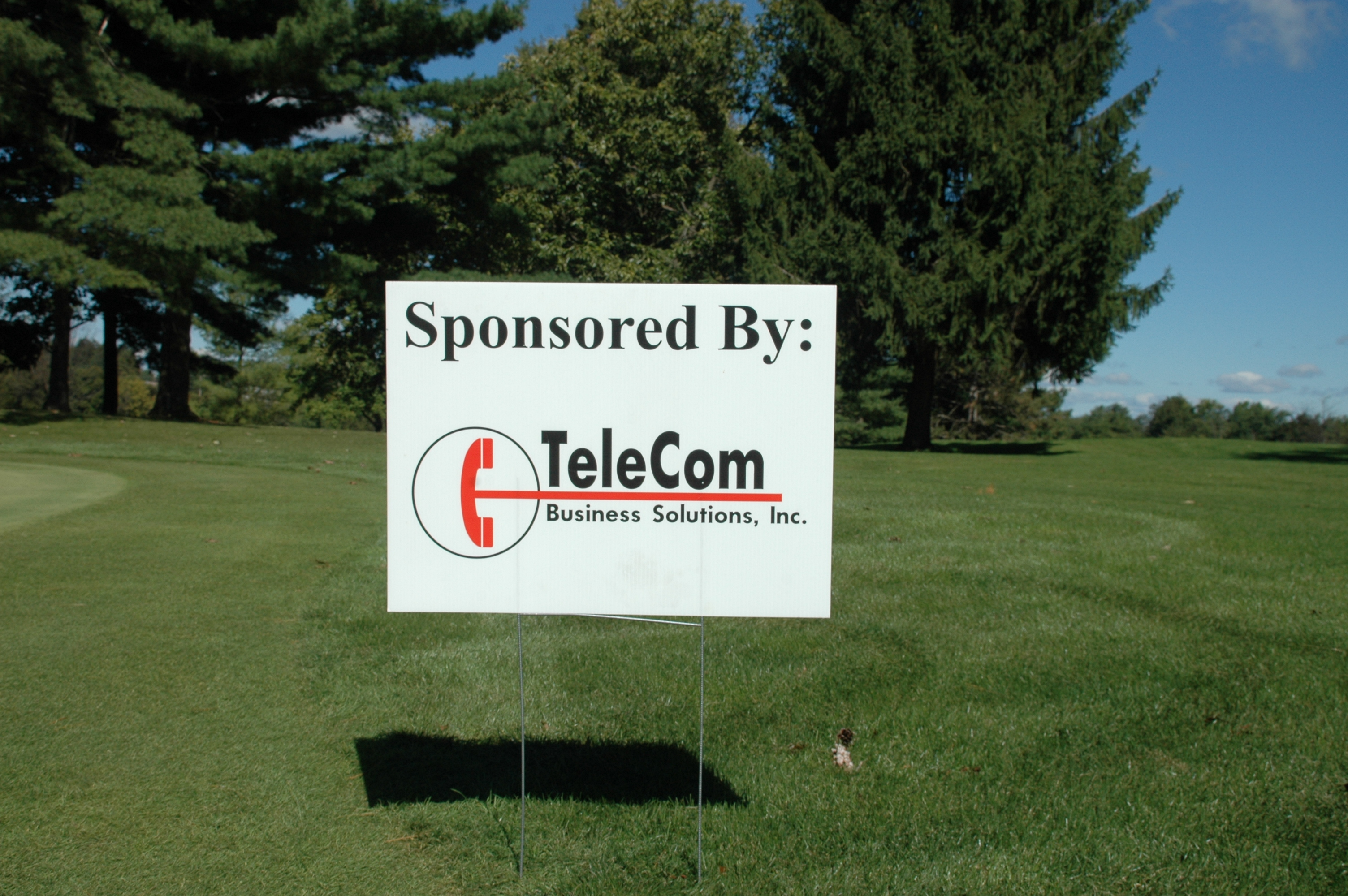 Servants 11th Annual Golf Outing - Default Image of Hole Sponsor