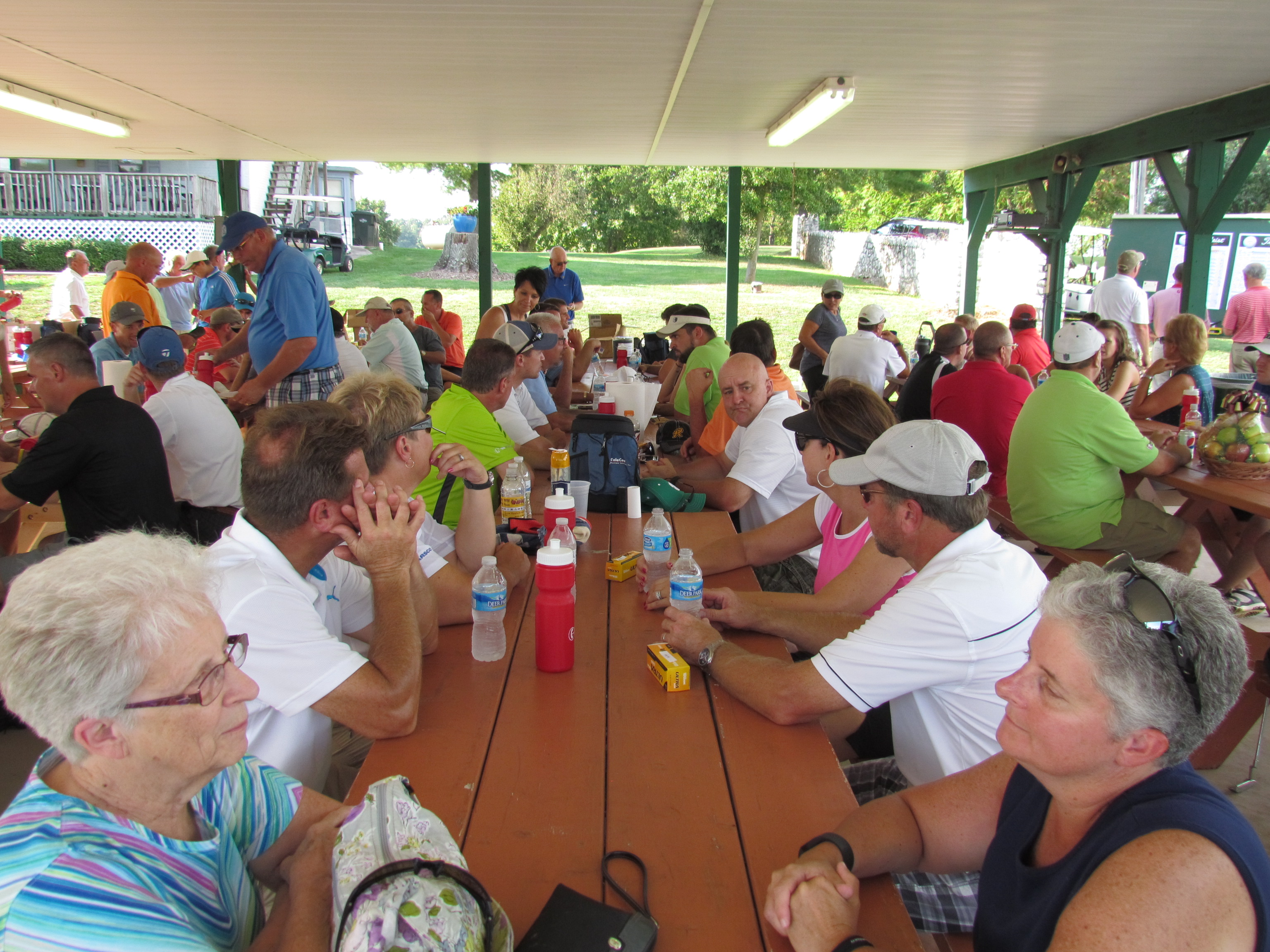 Servants 11th Annual Golf Outing - Default Image of Awards Lunch Buffet Sponsor