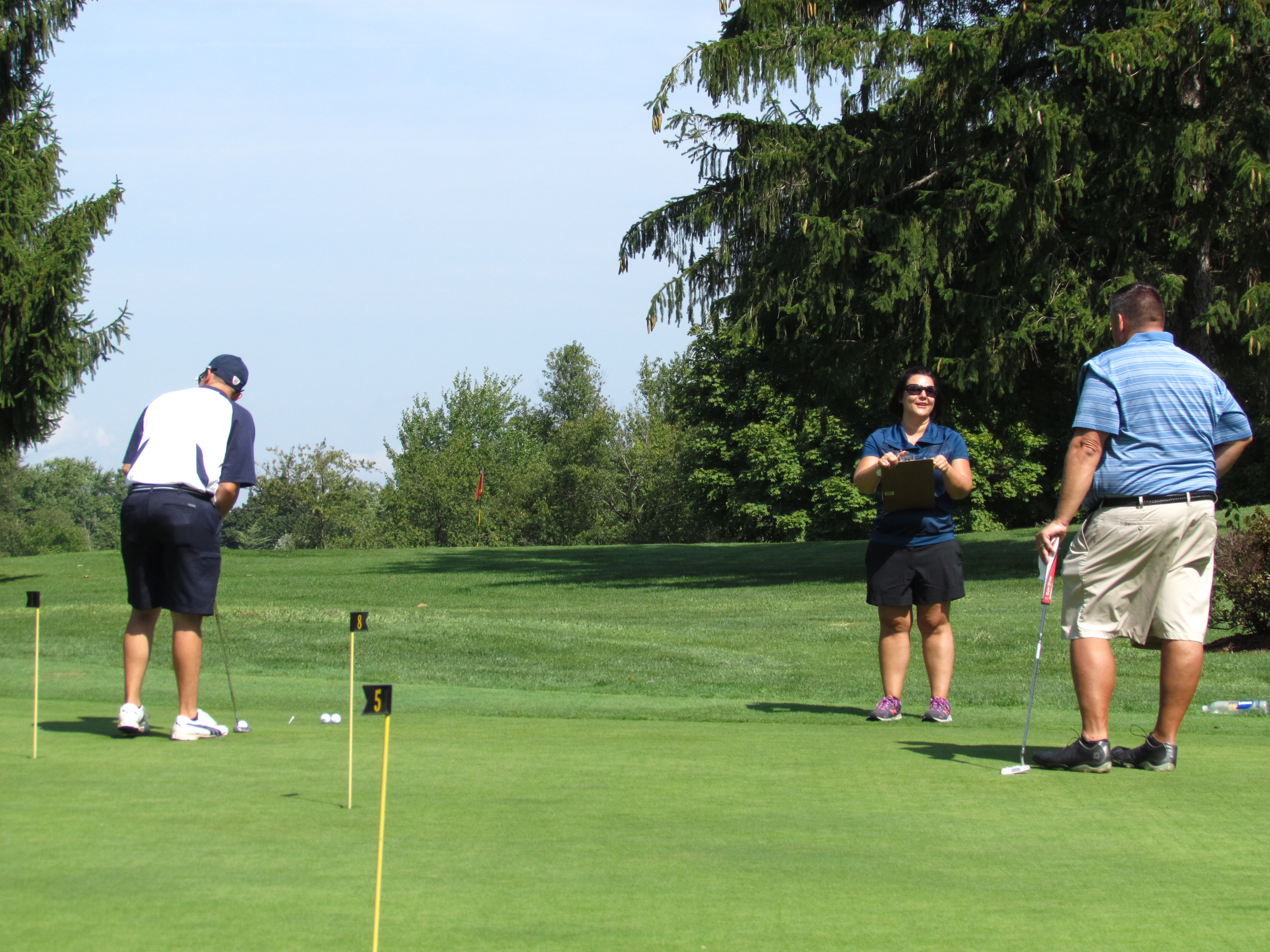 Servants 11th Annual Golf Outing - Default Image of Putting Contest Sponsor