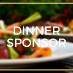 Image of Dinner Sponsor - $2,000 (+$150.00 if paid by credit card)