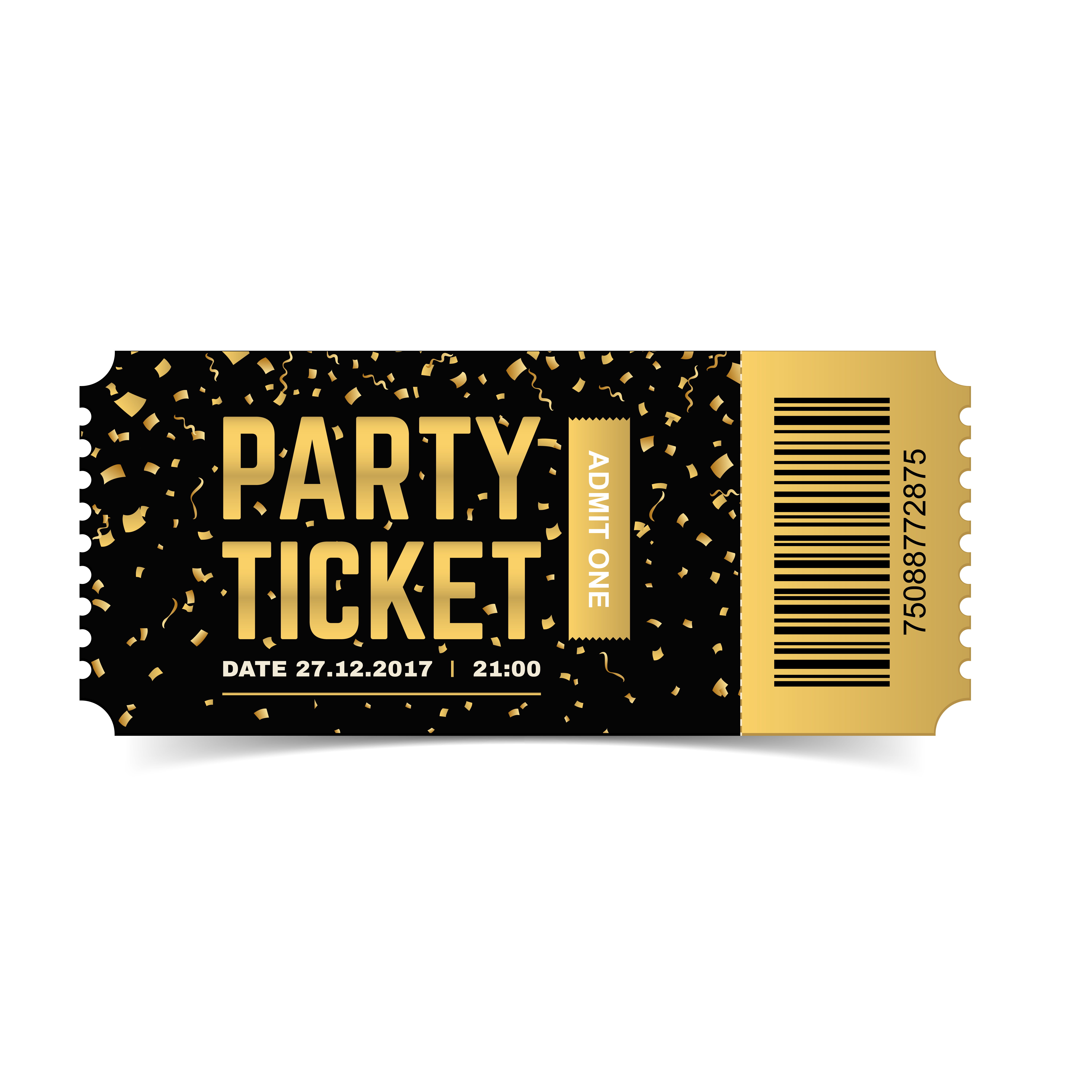 16th Annual Golf Tournament & Community Party - Default Image of Party Tickets