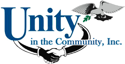 Title Sponsor $10,000 - Unity in the Community, Inc. - Logo