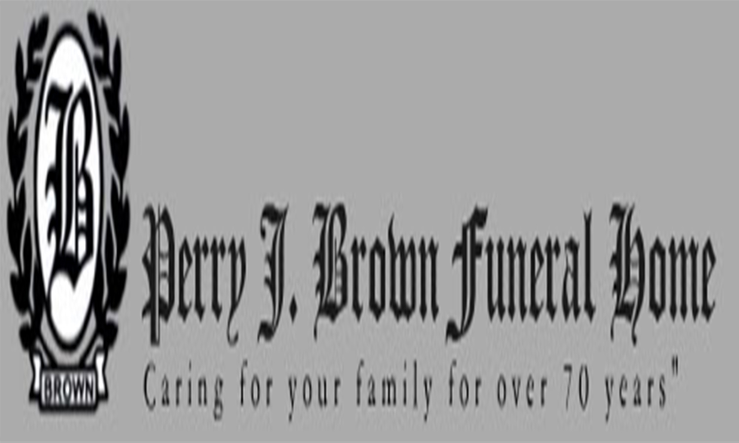 Perry J. Brown Funeral Home