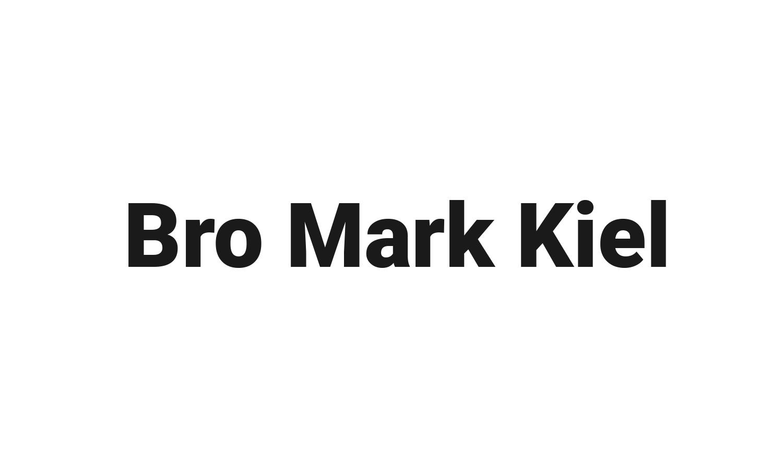 Bro. Mark Kiel