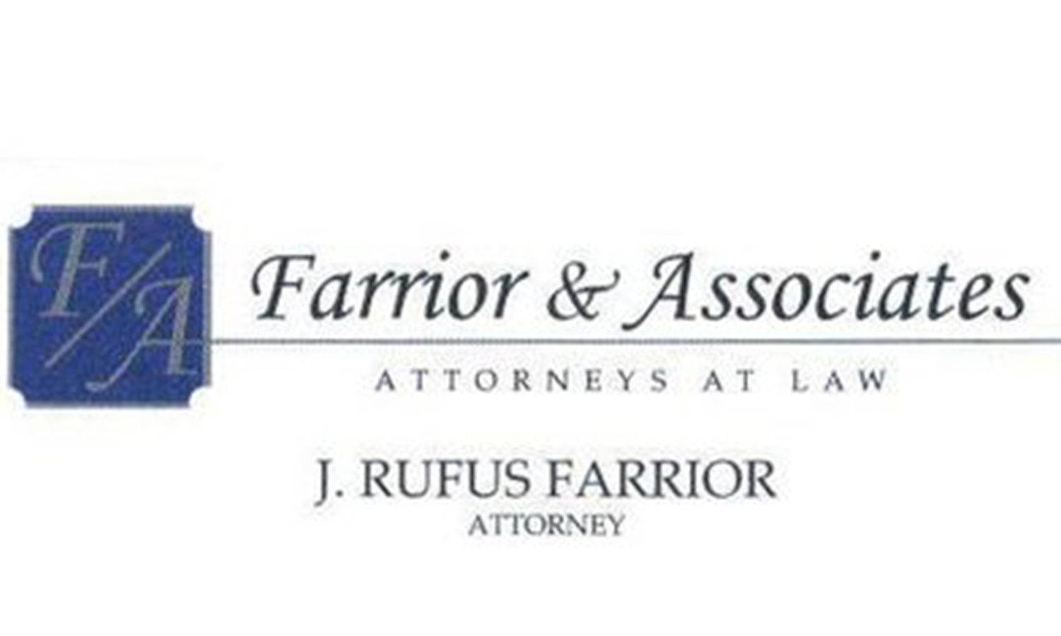 Farrior & Associates Attorneys at Law