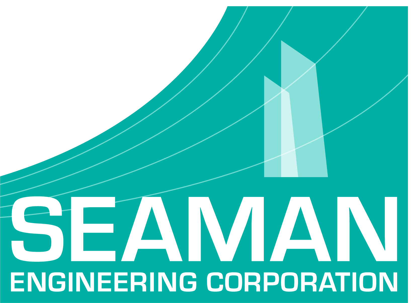 Longest Drive and Closest to the Pin - Seaman Engineering Corp - Logo