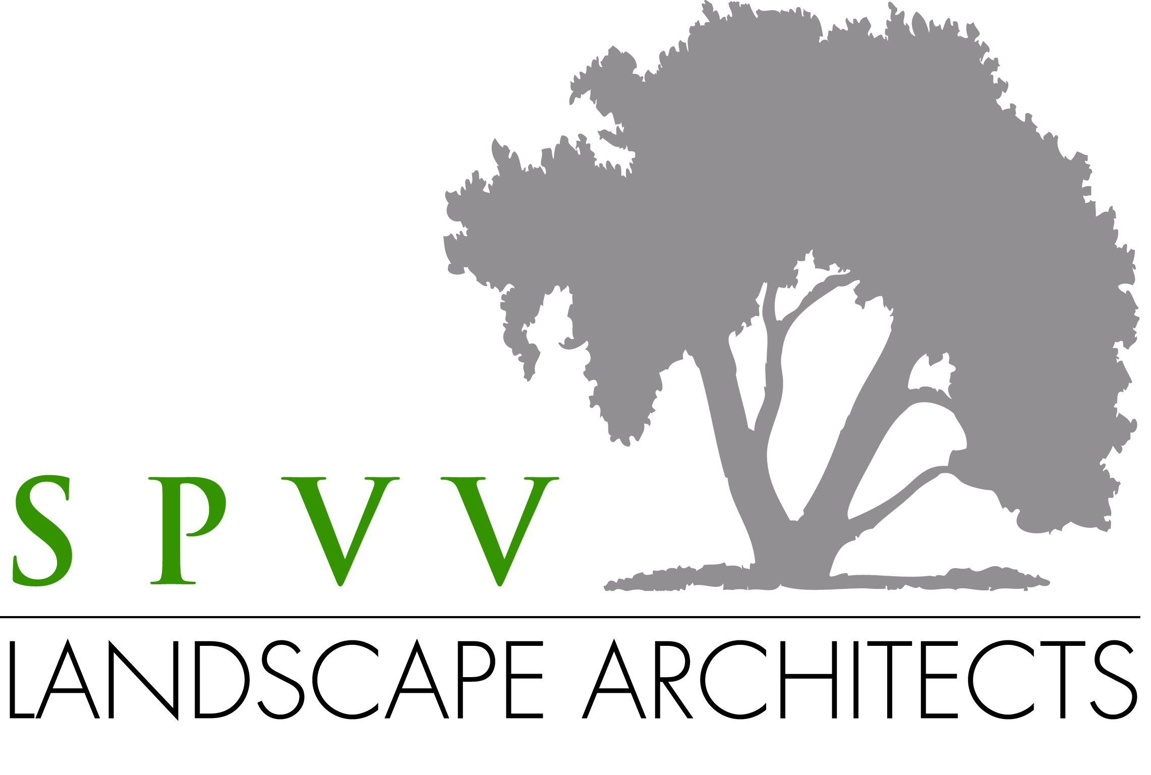 Major Sponsor - SPVV Landscape Architects - Logo