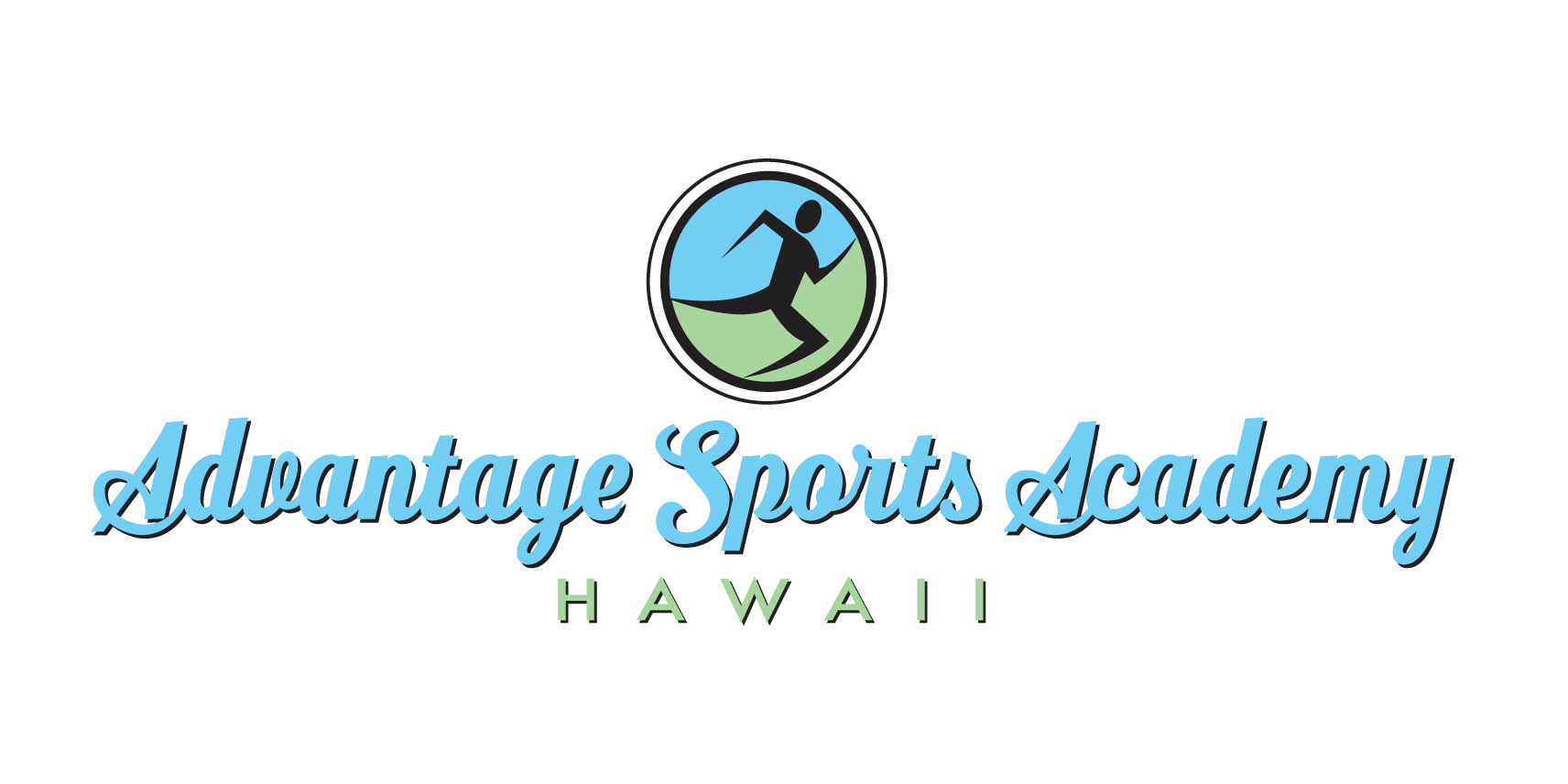 Hole Sponsor - Advantage Sports Academy - Logo