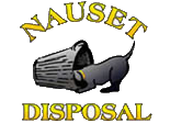 Annual Event Sponsor - Nauset Disposal - Logo