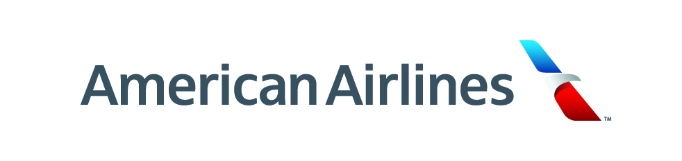 """First in Flight"" Sponsor - American Airlines - Logo"