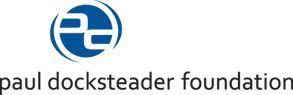 Title Sponsor - Paul Docksteader Foundation - Logo