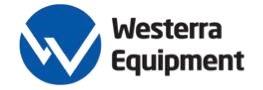 Hole Sponsors - Westerra Equipment - Logo