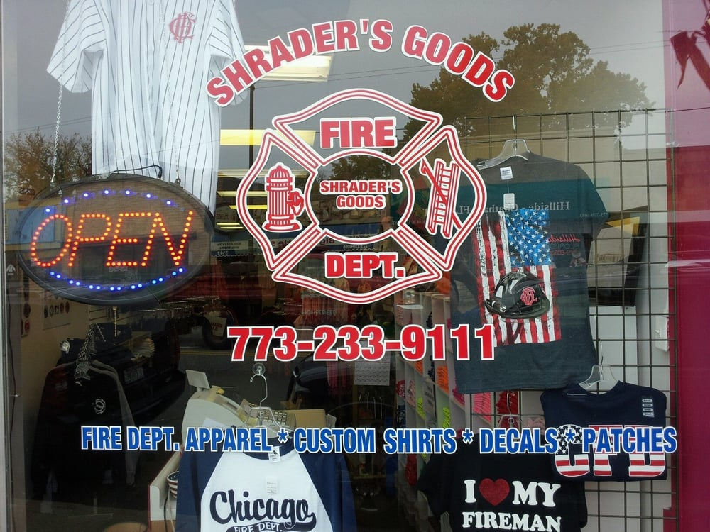 Business Supporters - Shrader's Goods - Logo