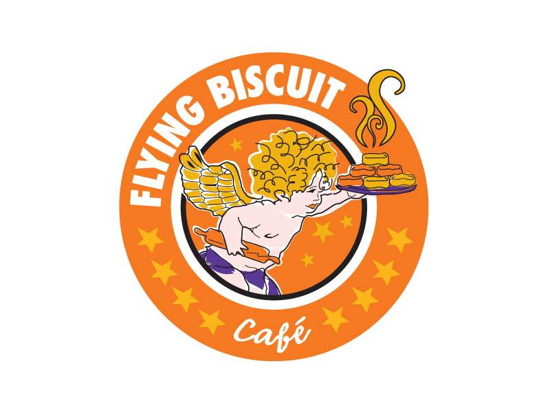EXPO SPONSOR - Flying Biscuit - Logo