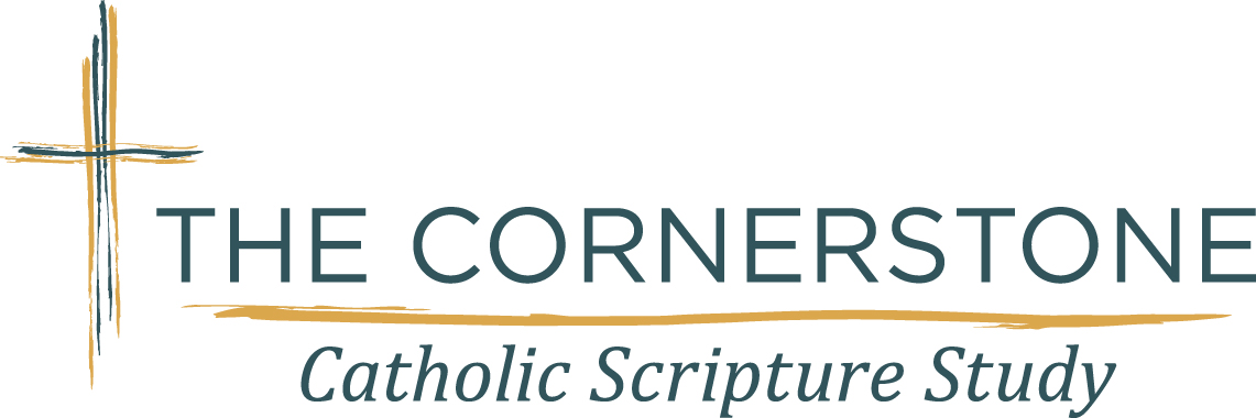 Cornerstone Catholic Scripture Study