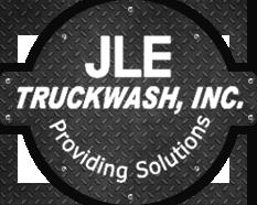 Hole Sponsors - JLE Truckwash - Logo