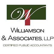 Hole Sponsors - Williamson & Associates, LLP - Logo