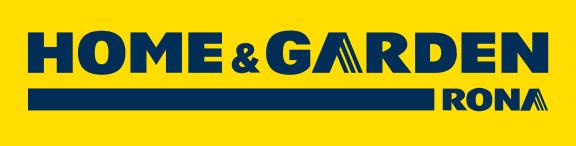 Dinner and Title Sponsor - RONA Home & Garden - Logo