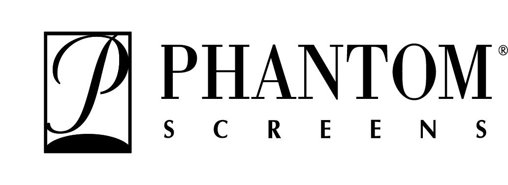 Hole Sponsor - Phantom Screens Okanagan - Logo