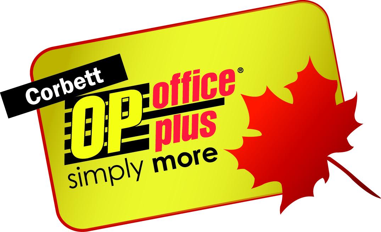Hole Sponsor - Corbett Office Plus - Logo
