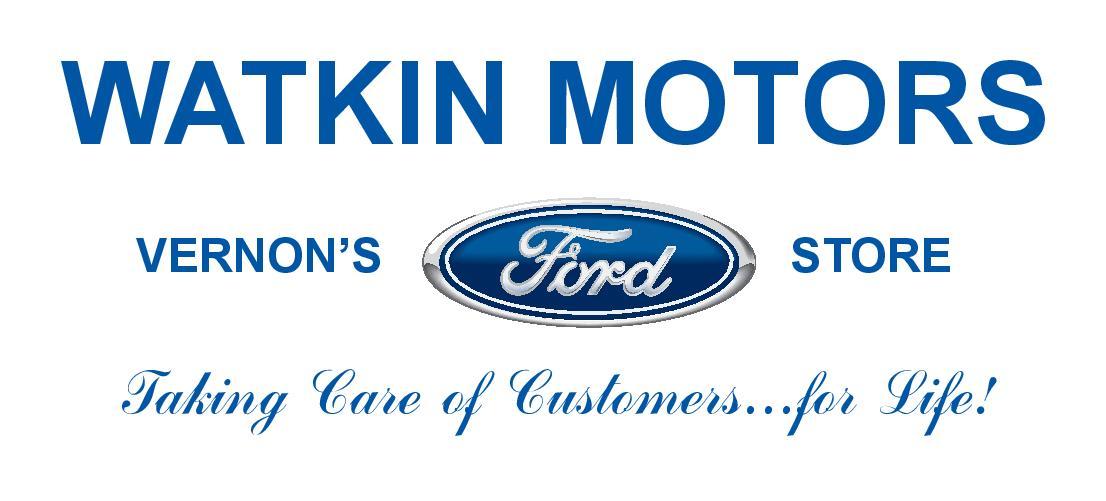 Hole Sponsor - Watkin Motors Ford - Logo