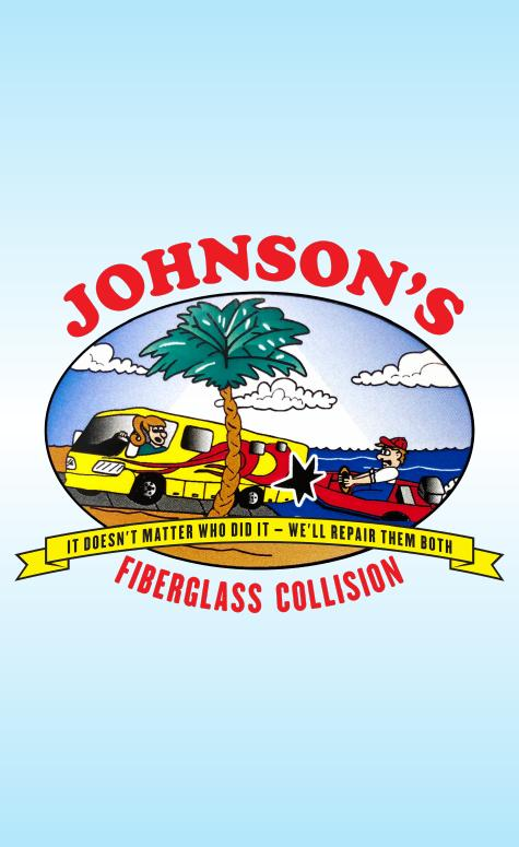 Johnson's Fiberglass Collision