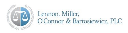 Breakfast and Bubbly - Lennon, Miller, O'Connor & Bortosiewicz, PLC - Logo