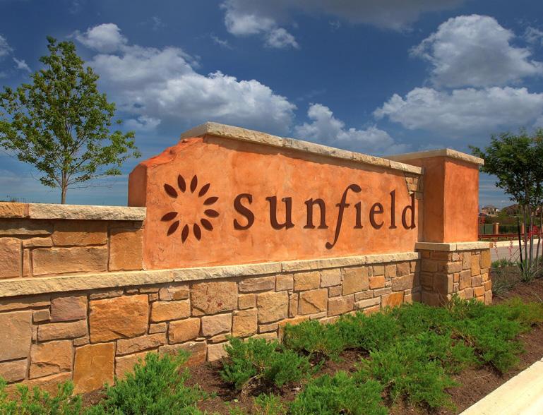 Gold Sponsor - Sunfield - Logo