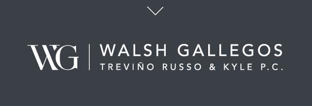 Silver Sponsor - Walsh Gallegos Treviño Russo & Kyle P.C. - Logo