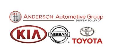 AA Sponsor  - Anderson Automotive Group - Logo