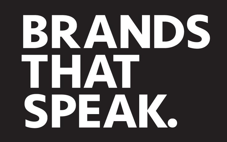 Brands that Speak