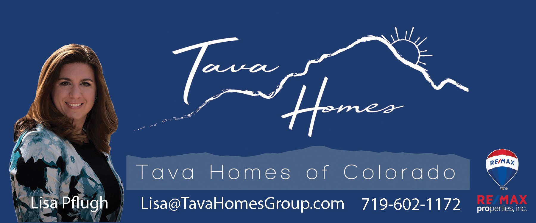Breakfast and Bloody Mary Send Off Sponsor - Tava Homes of Colorado - Logo