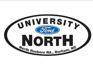 AAA Sponsor - University Ford North Durham - Logo