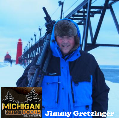 JIMMY GRETZINGER (MICHIGAN OUT DOORS)
