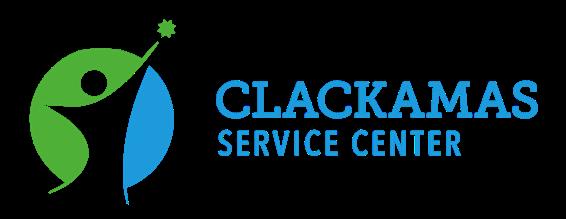 Hole Sponsors - Clackamas Service Center - Logo