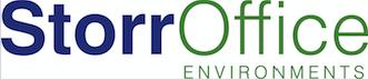 Big League Sponsor - Storr Office Environments - Logo