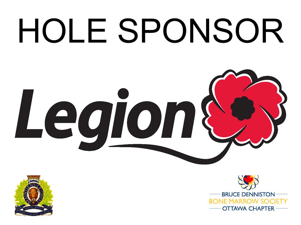 HOLE SPONSOR - LEGION DOMINION OFFICE (Ottawa) - Logo