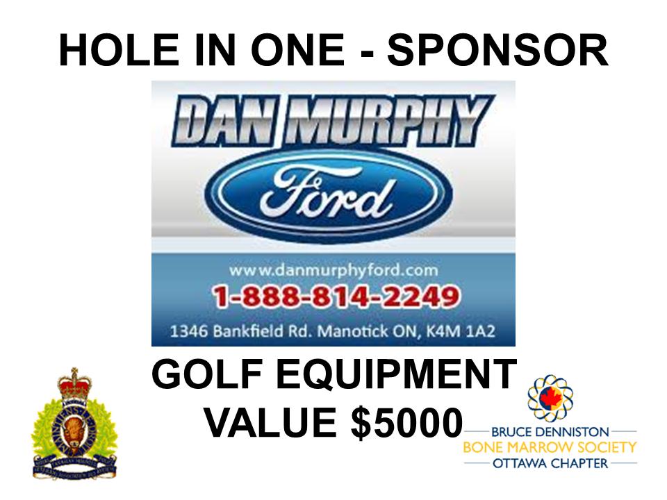 SPECIAL EVENT - DAN MURPHY FORD (MANOTICK) - Logo