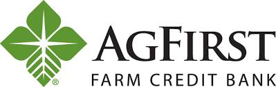 Driving Range Sponsor - AgFirst - Logo