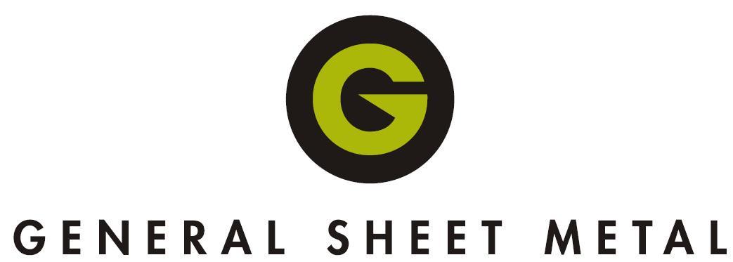 Hole Sponsors - General Sheet Metal - Carol Duncan - Logo
