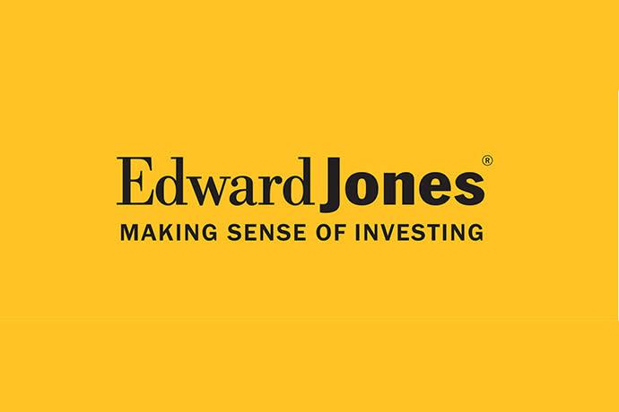 Silver Sponsor , Name as sponsor in Event Booklet - Edward Jones  - Logo