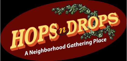Donations - Hops n Drops - Logo