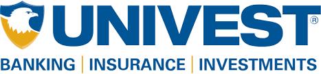Silver Sponsor - Univest - Logo