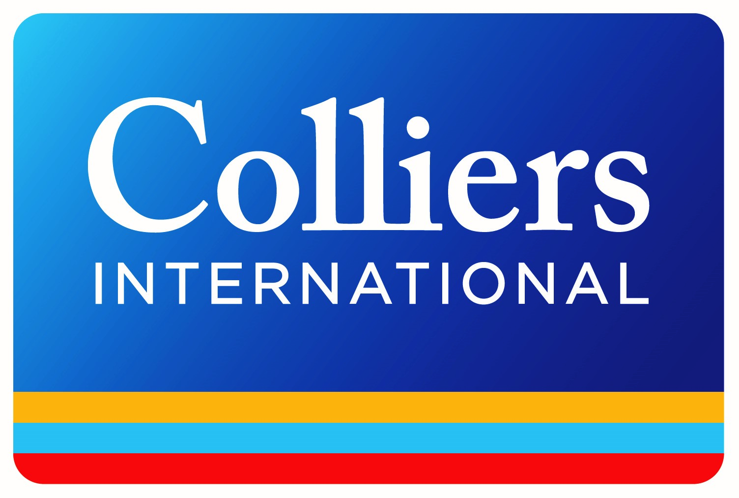 19th Hole Sponsor - Colliers Int'l - Logo