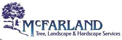 Hole Sponsor - McFarland Landscaping - Logo