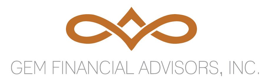 Oasis Sponsor - Gem Financial Advisors - Logo