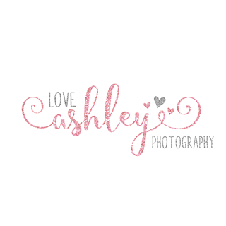 Company Tent Sponsor  - Love, Ashley Photography  - Logo