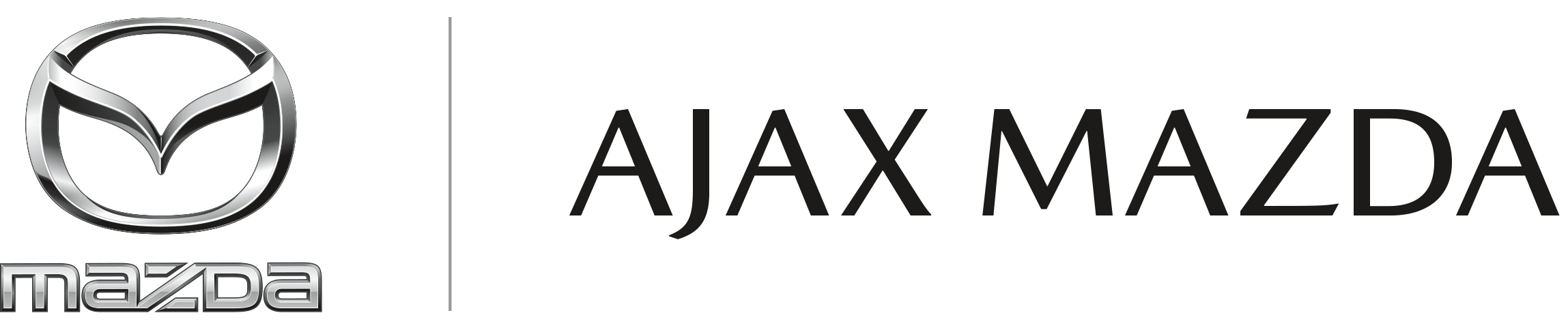 Hole in One - Ajax Mazda - Logo
